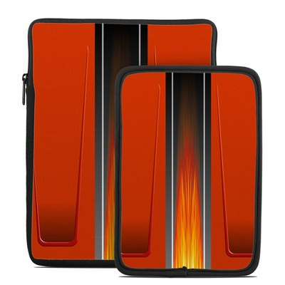 Tablet Sleeve - Hot Rod