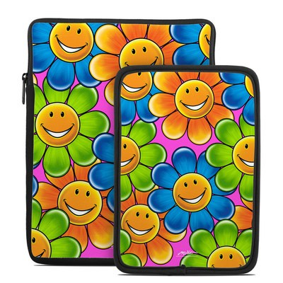 Tablet Sleeve - Happy Daisies