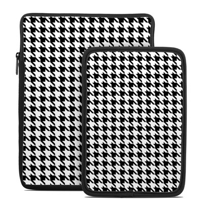Tablet Sleeve - Houndstooth