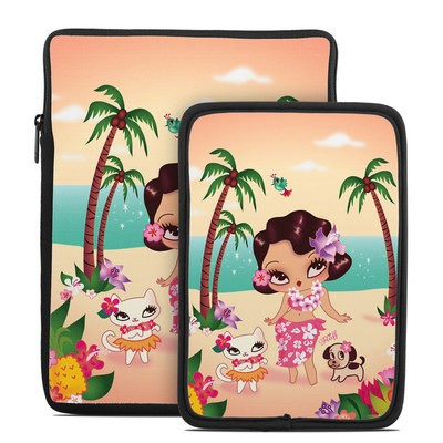 Tablet Sleeve - Hula Lulu