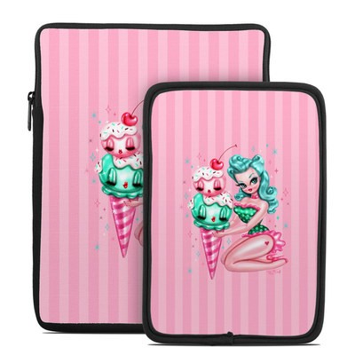 Tablet Sleeve - Ice Cream
