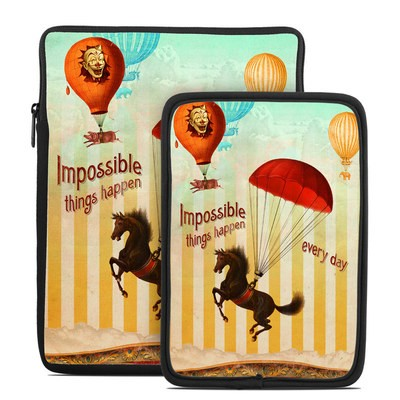 Tablet Sleeve - Impossible