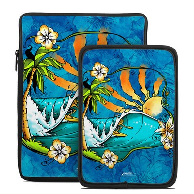 Tablet Sleeve - Island Playground