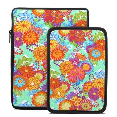 Tablet Sleeve - Jubilee Blooms