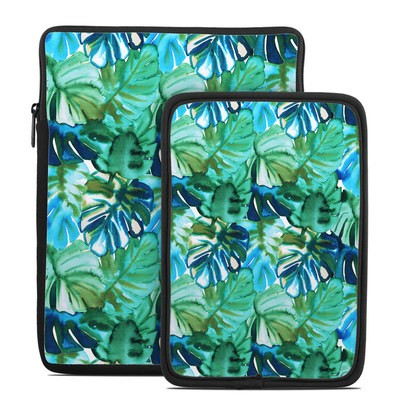 Tablet Sleeve - Jungle Palm