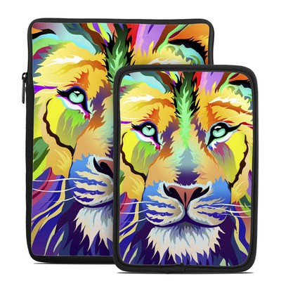 Tablet Sleeve - King of Technicolor