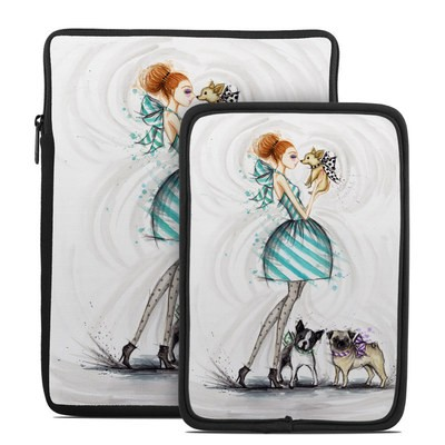 Tablet Sleeve - A Kiss for Dot