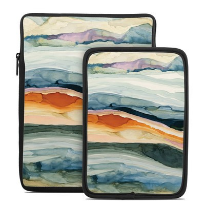 Tablet Sleeve - Layered Earth