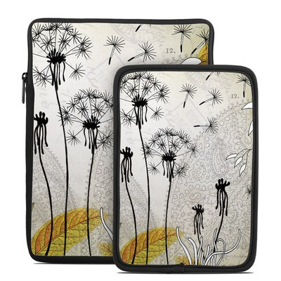 Tablet Sleeve - Little Dandelion