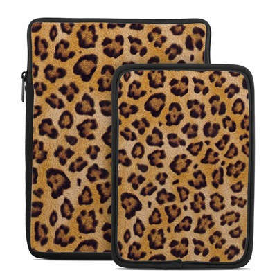 Tablet Sleeve - Leopard Spots
