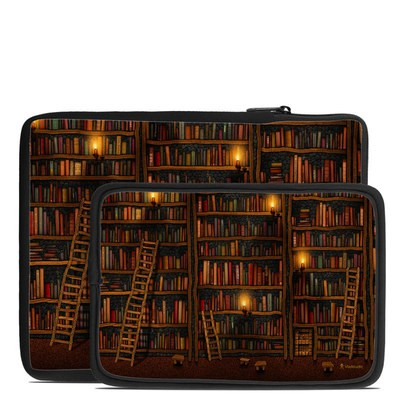 Tablet Sleeve - Library