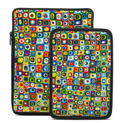Tablet Sleeve - Line Dancing