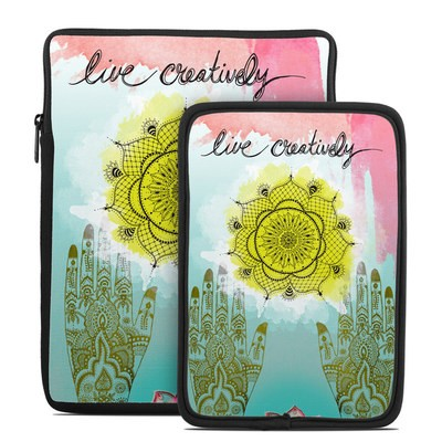Tablet Sleeve - Live Creative
