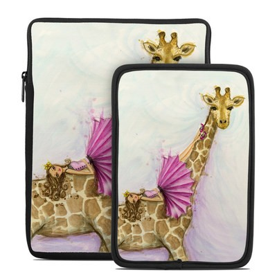 Tablet Sleeve - Lounge Giraffe