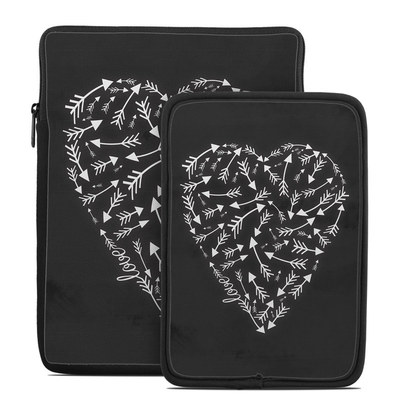 Tablet Sleeve - Love Me Not