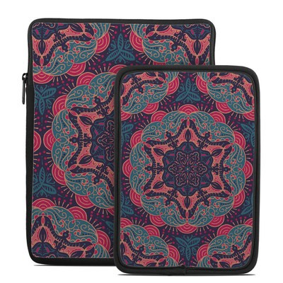 Tablet Sleeve - Mandala Tapestry