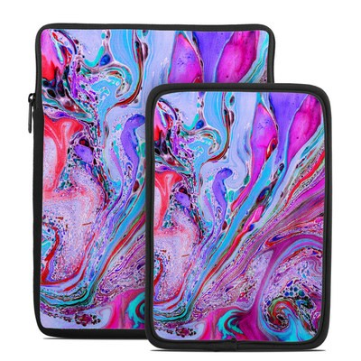 Tablet Sleeve - Marbled Lustre