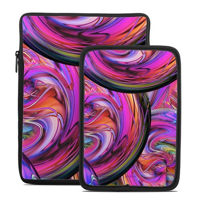 Tablet Sleeve - Marbles