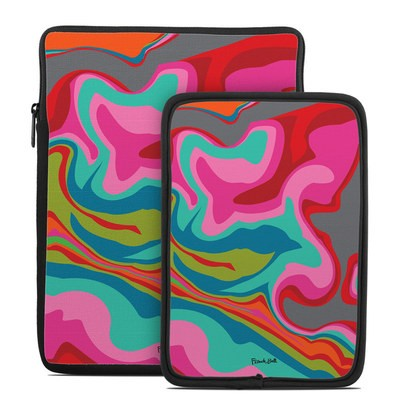 Tablet Sleeve - Marble Bright