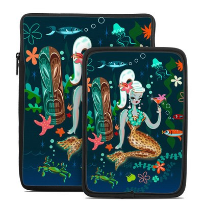 Tablet Sleeve - Martini Mermaid