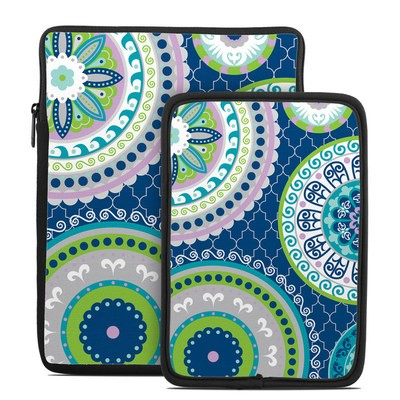 Tablet Sleeve - Medallions
