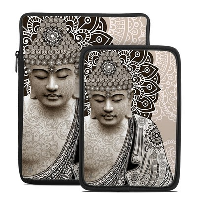 Tablet Sleeve - Meditation Mehndi