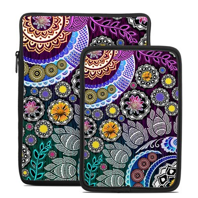 Tablet Sleeve - Mehndi Garden
