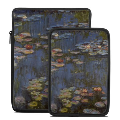 Tablet Sleeve - Monet - Water lilies