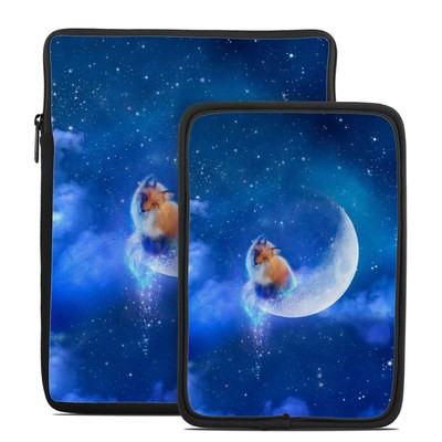 Tablet Sleeve - Moon Fox