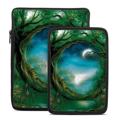Tablet Sleeve - Moon Tree