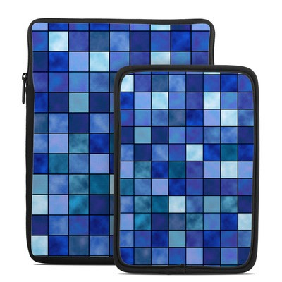 Tablet Sleeve - Blue Mosaic