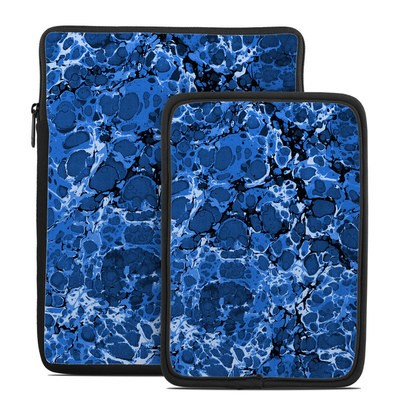 Tablet Sleeve - Marble Bubbles