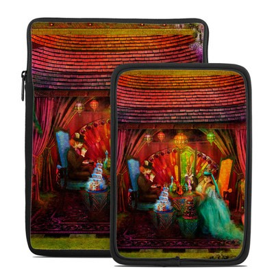 Tablet Sleeve - A Mad Tea Party