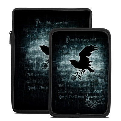 Tablet Sleeve - Nevermore
