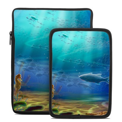 Tablet Sleeve - Ocean Life