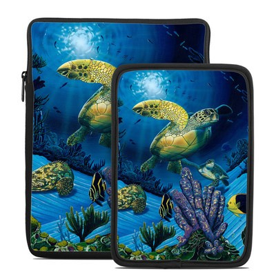 Tablet Sleeve - Ocean Fest
