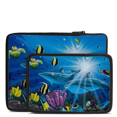 Tablet Sleeve - Ocean Friends