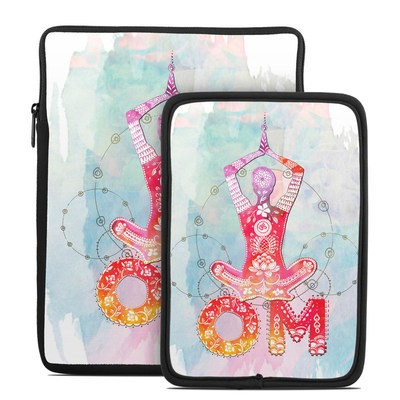Tablet Sleeve - Om Spirit