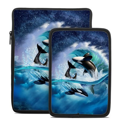 Tablet Sleeve - Orca Wave