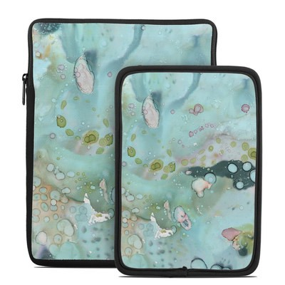 Tablet Sleeve - Organic In Blue
