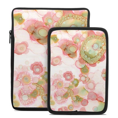 Tablet Sleeve - Organic In Pink