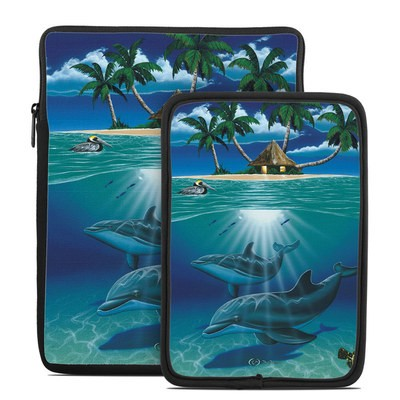 Tablet Sleeve - Ocean Serenity