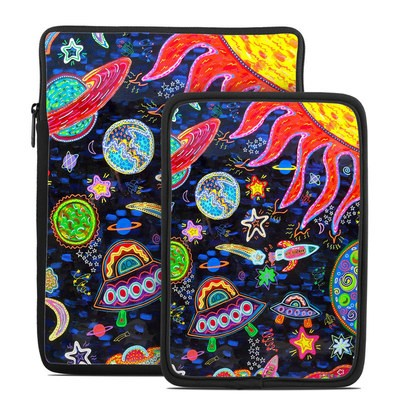 Tablet Sleeve - Out to Space
