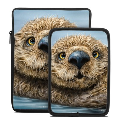 Tablet Sleeve - Otter Totem