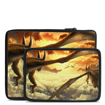 Tablet Sleeve - Over the Clouds