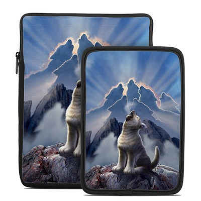 Tablet Sleeve - Leader of the Pack