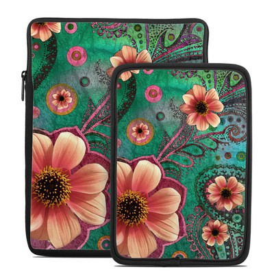 Tablet Sleeve - Paisley Paradise