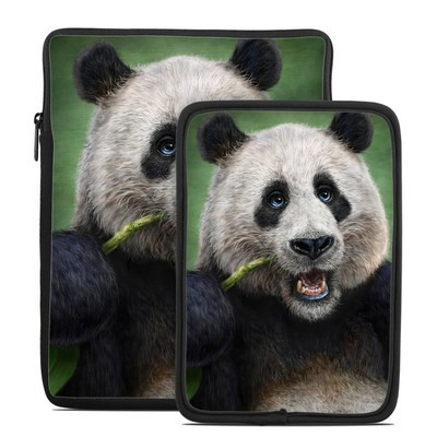 Tablet Sleeve - Panda Totem