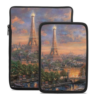 Tablet Sleeve - Paris City of Love