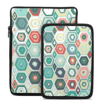 Tablet Sleeve - Pastel Diamond